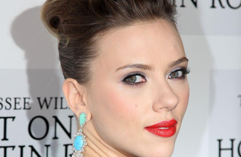 """Scarlett Johansson : """"Fonder une famille, ce serait génial !"""""""