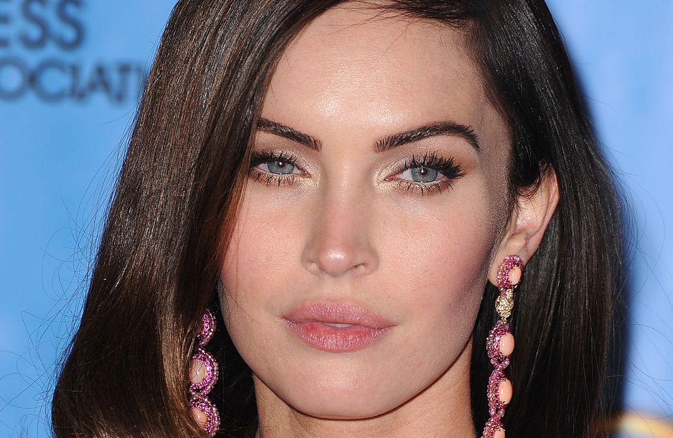Megan Fox : Elle a changé de tête (Photo)