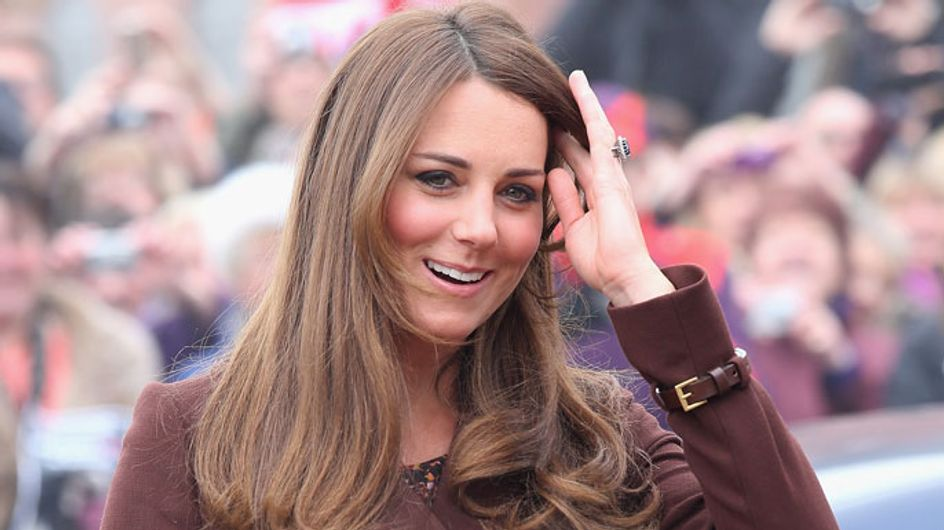 Kate Middleton to be named godmother in final duty before royal baby is born