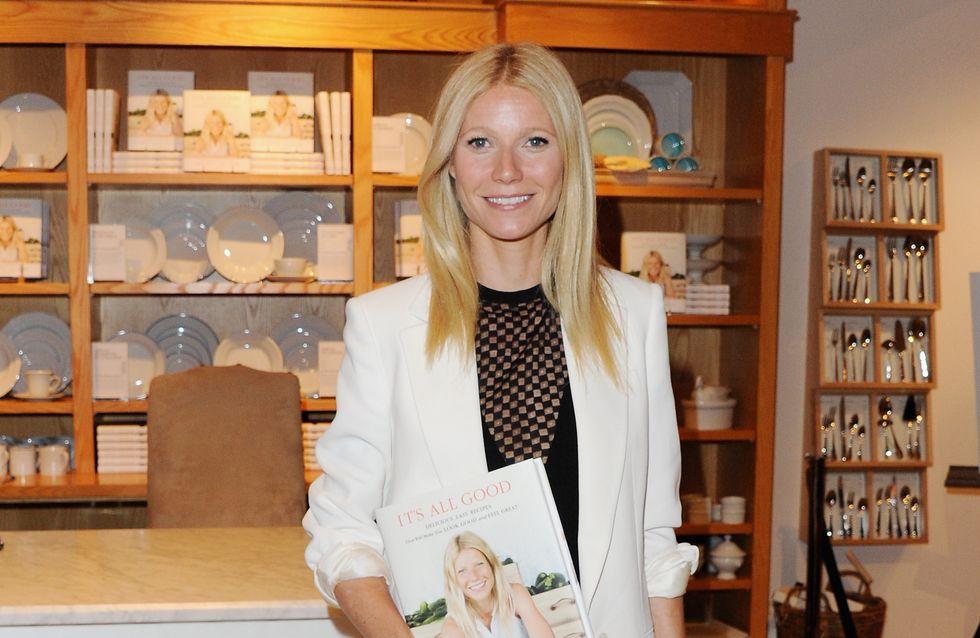 Gwyneth Paltrow assure en mini-short !