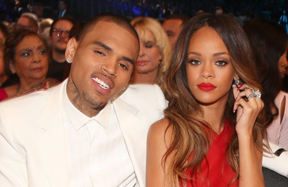 Are Rihanna and Chris Brown trying to make each other jealous?