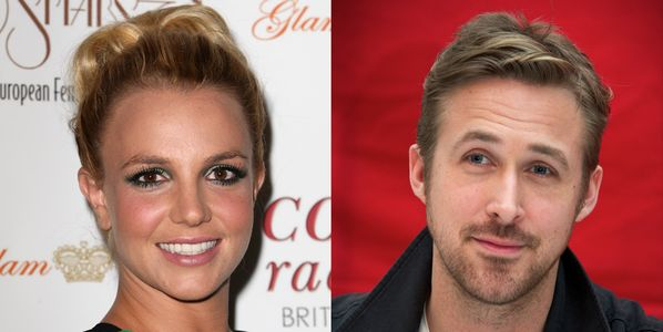 Ryan Gosling et Britney Spears