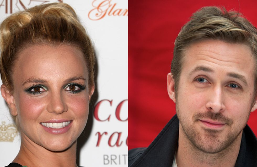 Ryan Gosling : Britney Spears était son premier amour !