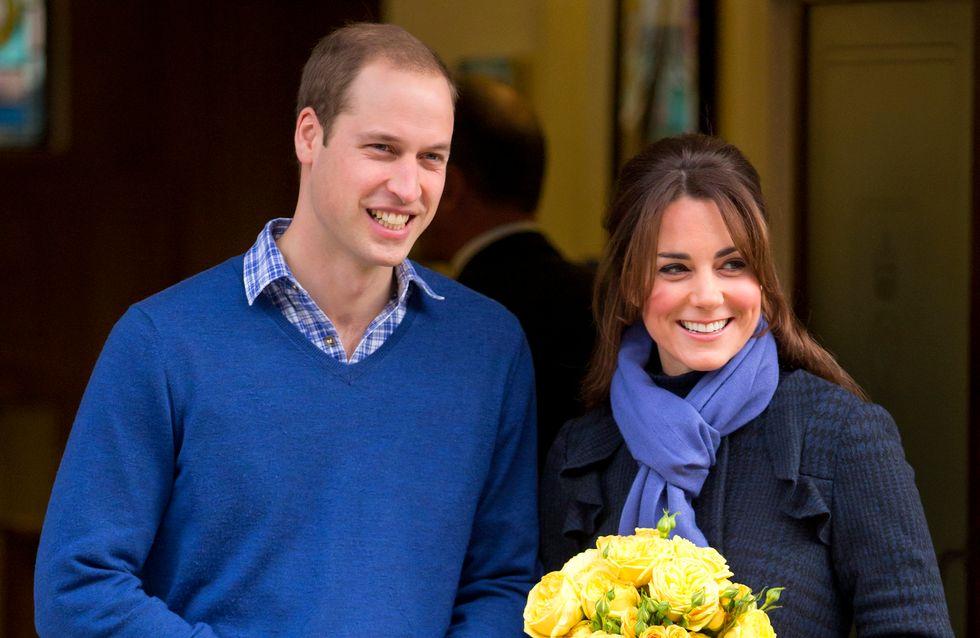 Kate Middleton enceinte : William voudrait filmer l'accouchement !