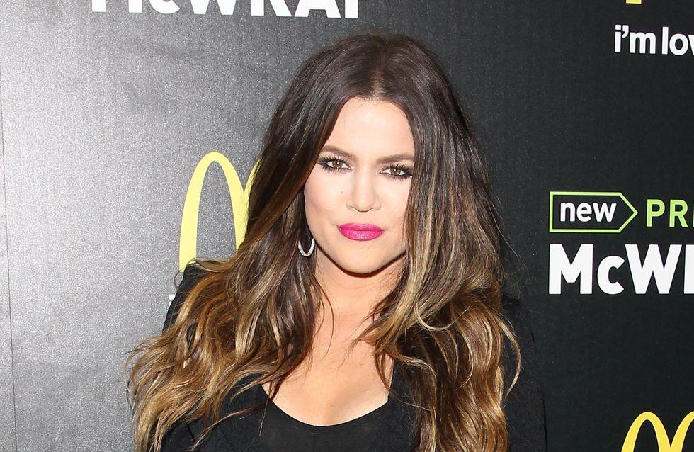 Khloé Kardashian : Découvrez son dressing ! (Photos)