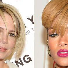 Michelle Williams craque pour la coupe Rihanna !
