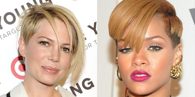 Michelle Williams et Rihanna