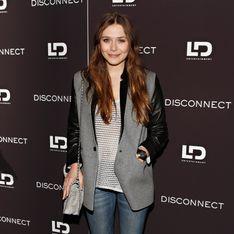 On copie le look casual d'Elizabeth Olsen !