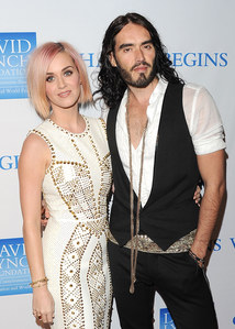 Katy Perry et Russel Brand