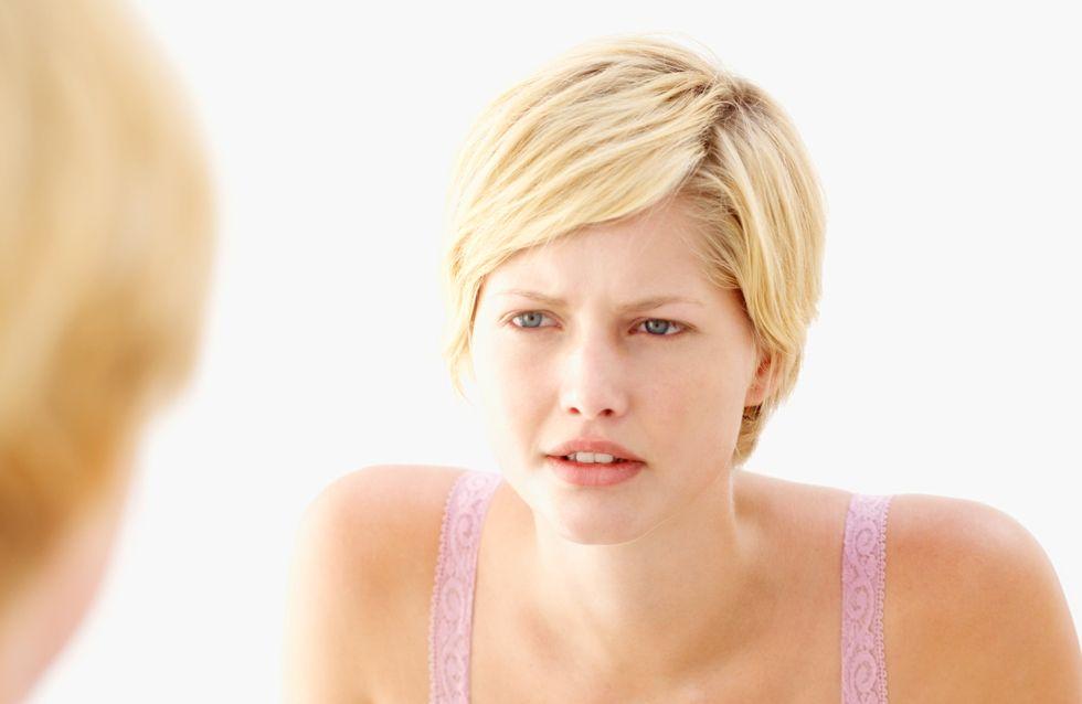 Beauté : 1 femme sur 2 se trouverait moche !