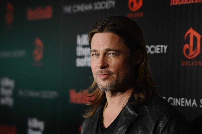 Brad Pitt présentera les MTV Awards