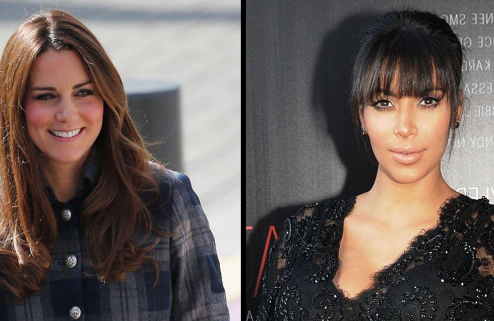 Kate Middleton : Kim Kardashian lui a envoyé un cadeau de naissance