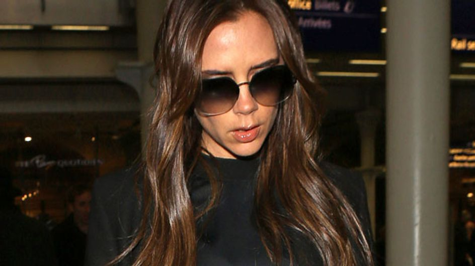 "Victoria Beckham ""furious"" with David's plan to stay on at Paris St-Germain"