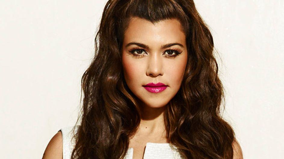 Kourtney Kardashian : Elle s'affiche sans maquillage (photo)