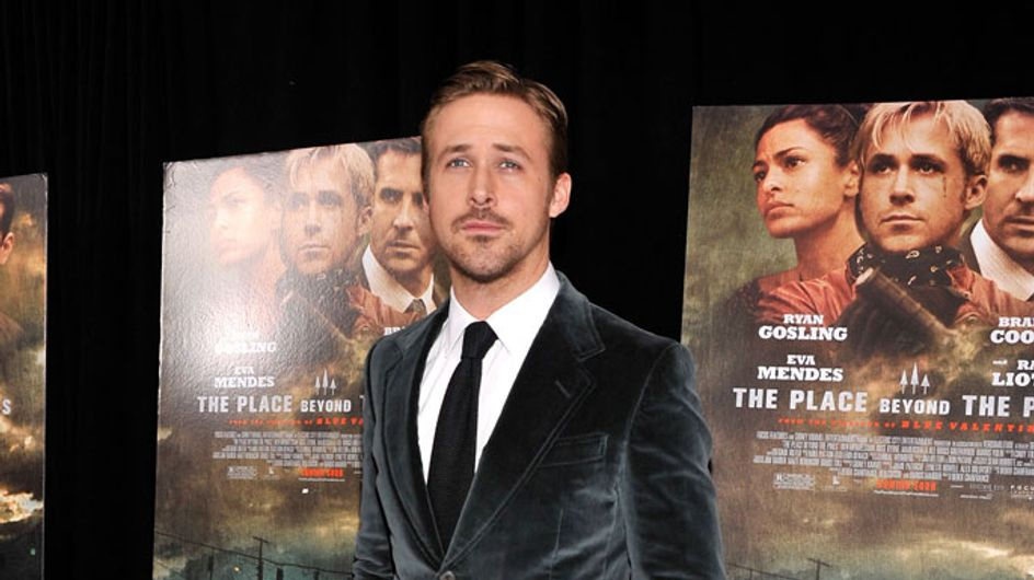 Ryan Gosling spills Mickey Mouse Club kissing secrets!