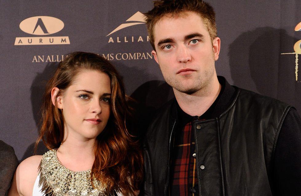 Kristen Stewart a fêté ses 23 ans avec Robert Pattinson