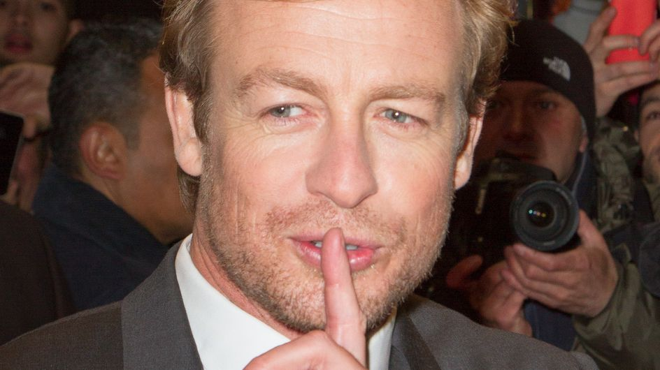 Simon Baker : 5 choses que vous ne savez pas sur lui…