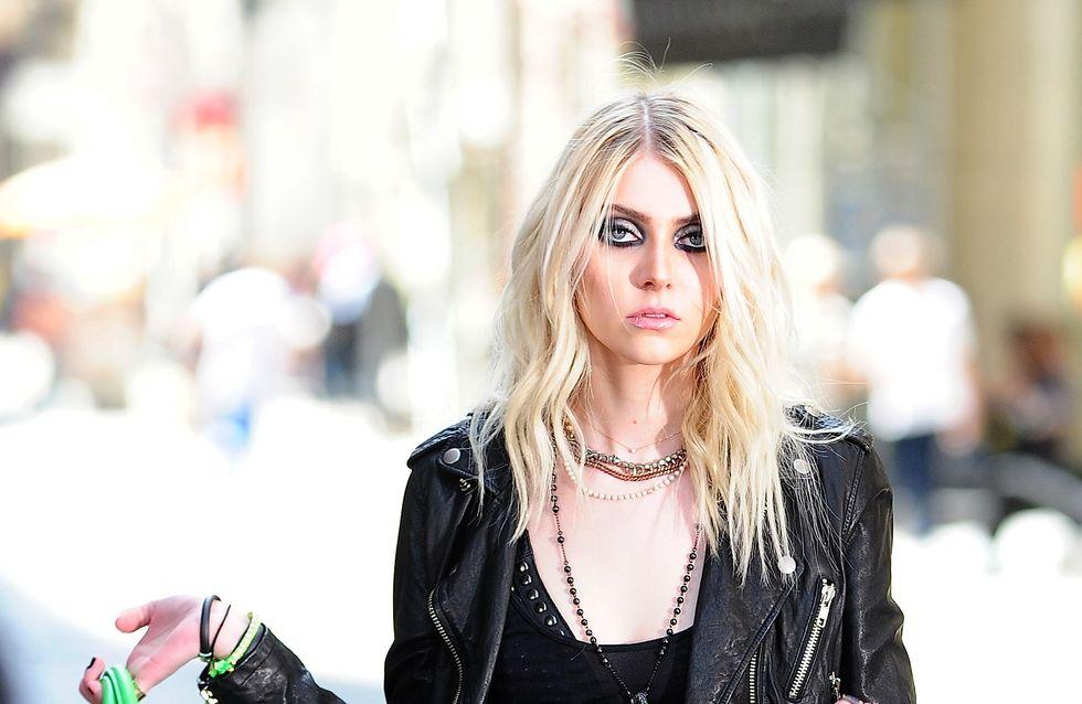 Taylor Momsen : Rebelle et à moitié nue dans son nouveau clip