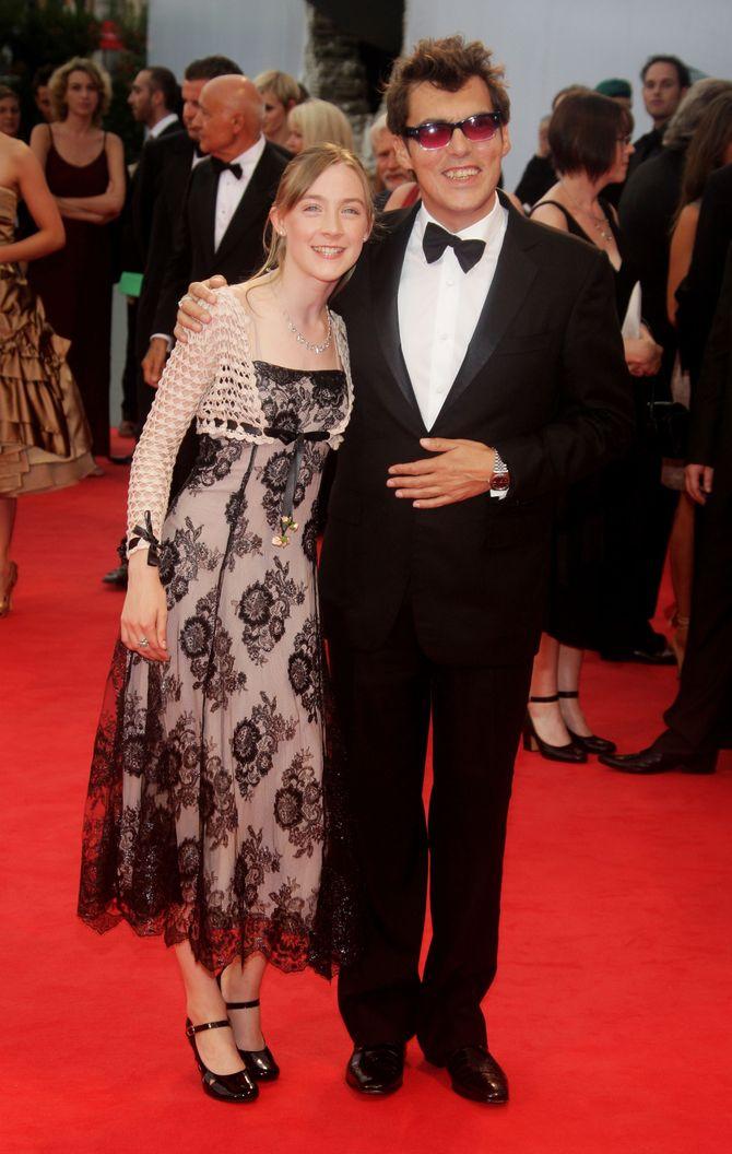 Saoirse Ronan en 2007