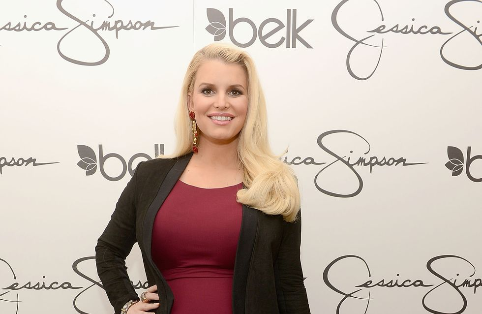 Jessica Simpson : Ses plus beaux looks de grossesse (Photos)