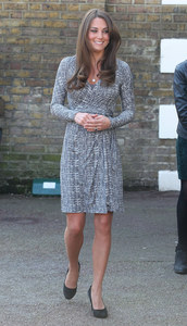 Kate Middleton et son léger baby bump