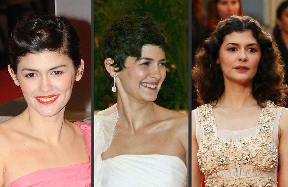 Audrey Tautou : Ses plus beaux looks sur tapis rouge (Photos)