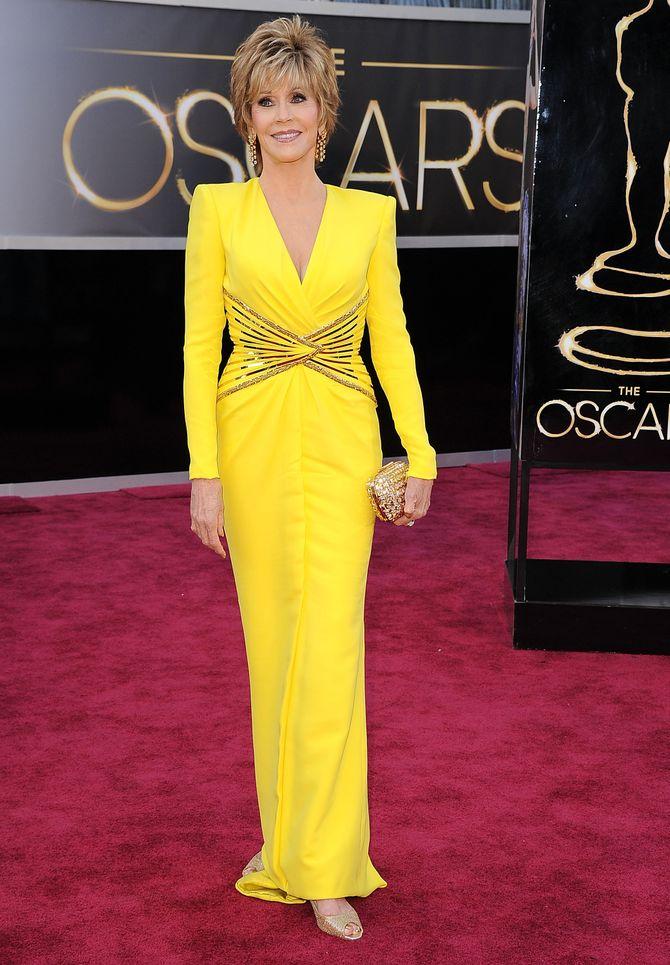 Jane Fonda, 75 ans