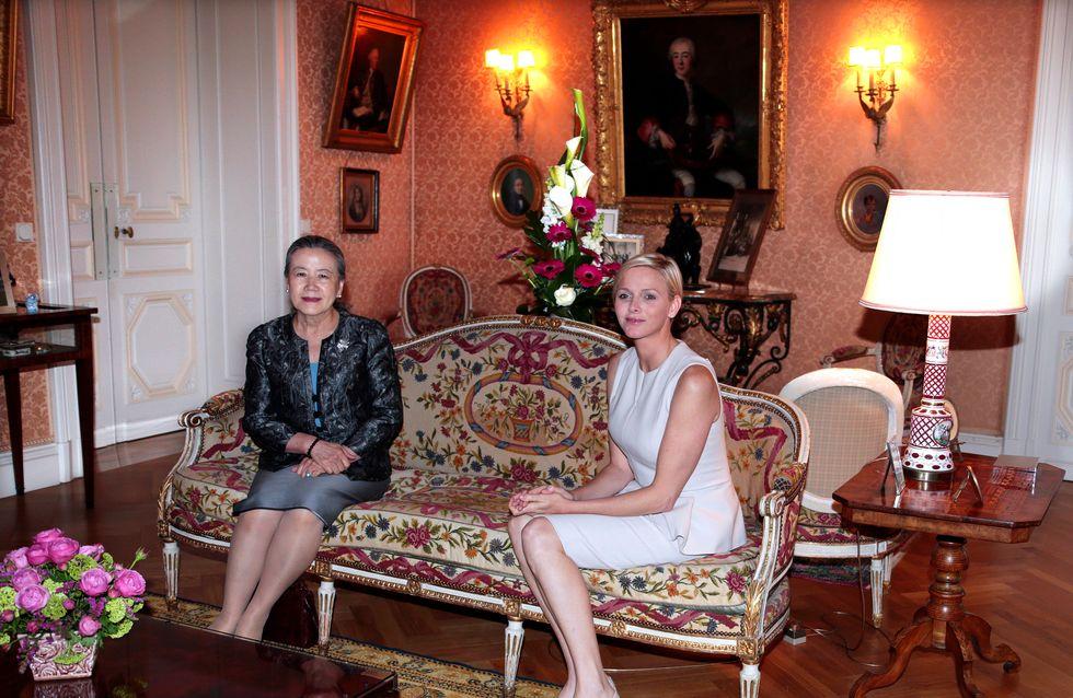 Charlène de Monaco, radieuse pour les Nations Unies