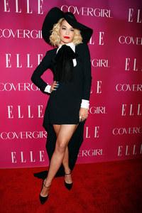 Rita Ora à la soirée Elle in Women Music