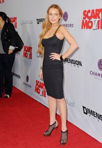 Lindsay Lohan avril 2013