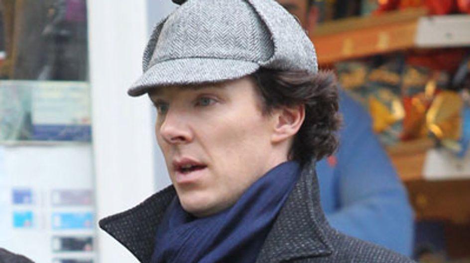 Sherlock spoilers: Details revealed as Benedict Cumberbatch films season 3