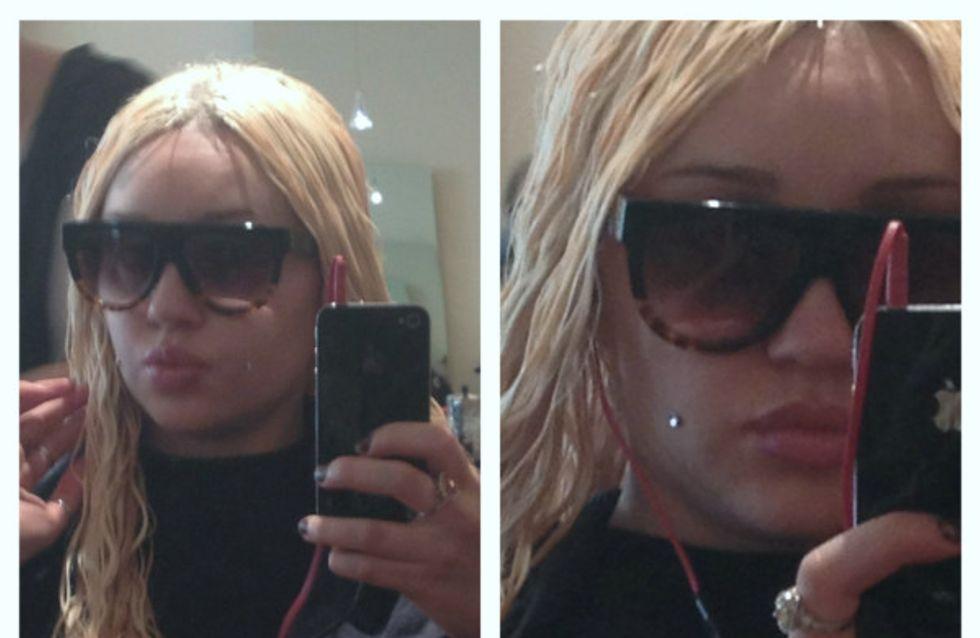 Amanda Bynes : Elle se rase la tête ! (Photos)