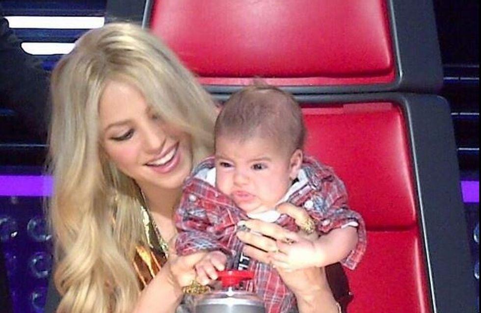 Shakira : Son fils Milan a bien grandi ! (Photos)