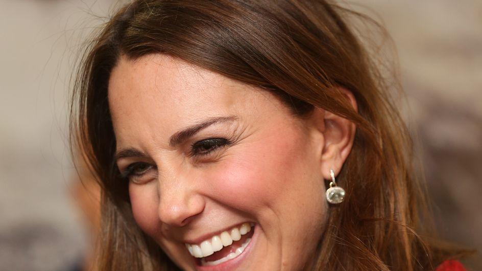 Kate Middleton est fan de Kim Kardashian !
