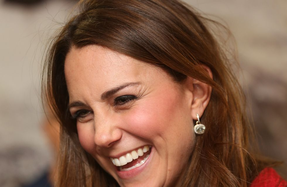Kate Middleton est fan de Kim Kardashian !