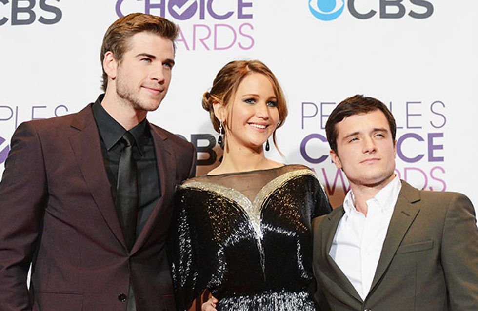 VIDEO Hunger Games 2: Catching Fire trailer premieres at MTV Movie Awards 2013