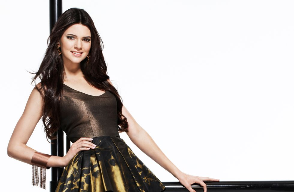Kendall Jenner : Kim Kardashian la filme dénudée ! (Photos et Vidéo)