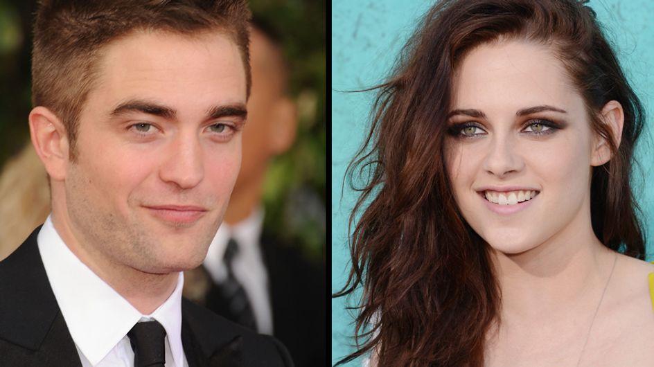 Kristen Stewart et Robert Pattinson : En amoureux à Coachella