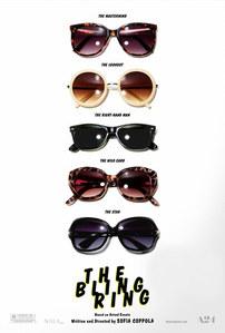 L'affiche de The Bling Ring