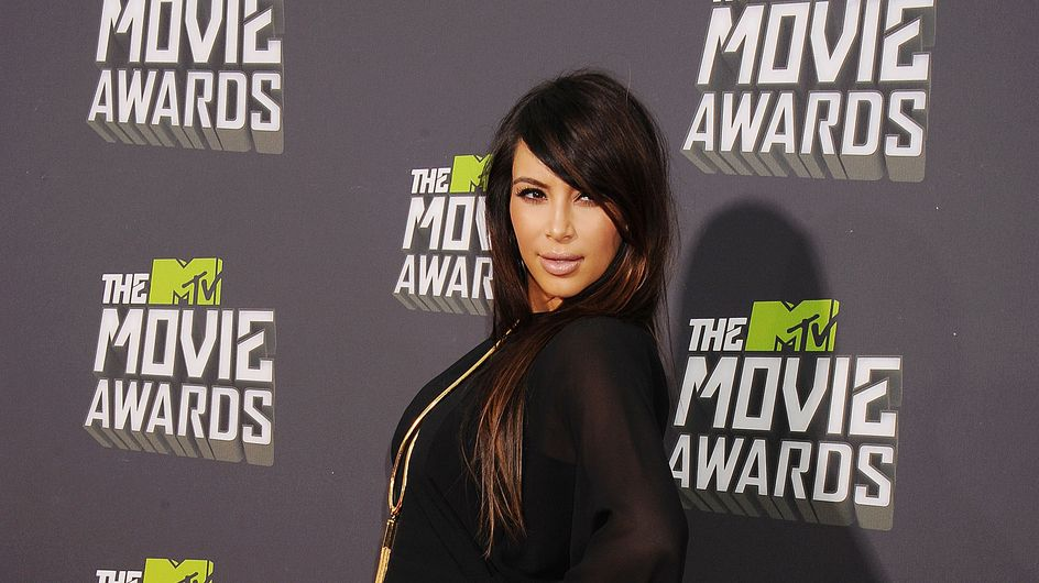 Kim Kardashian : Enfin un look élégant de femme enceinte !