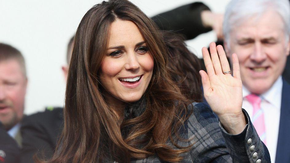 Kate Middleton : Shopping déco en attendant bébé