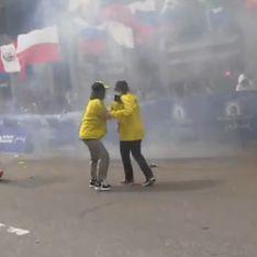 Boston : Explosions mortelles à l'arrivée du marathon (vidéo)