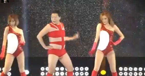 Psy reprend Single Ladies