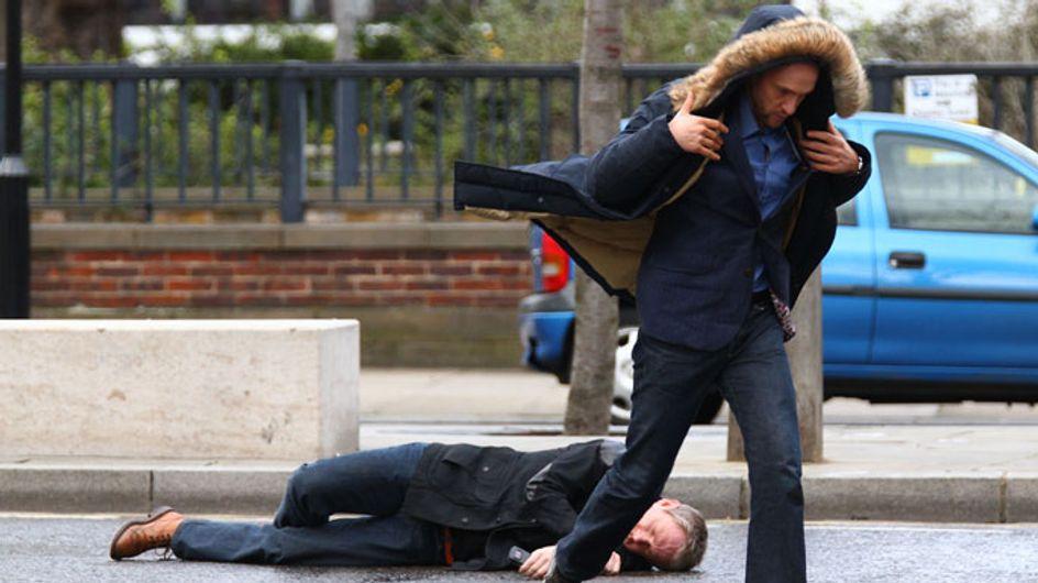 "Sherlock Series 3 spoilers: Derren Brown ""hypnotises Dr Watson"""
