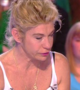 Frigide Barjot, en pleurs au Grand 8
