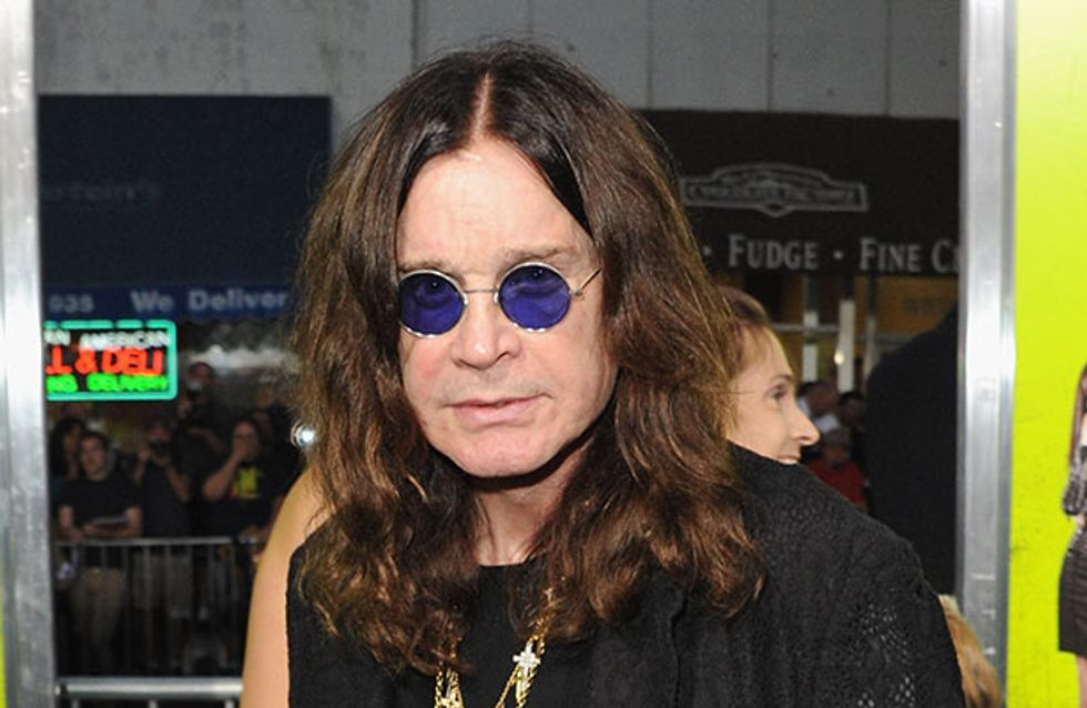 Ozzy Osbourne addresses divorce rumours and admits to drink and drug relapse