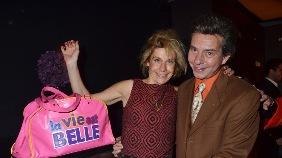 Frigide Barjot : Son mari la soutient