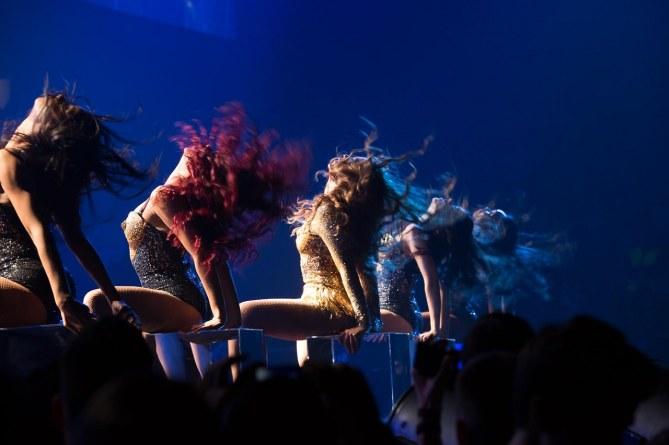 Beyoncé et son body faux seins