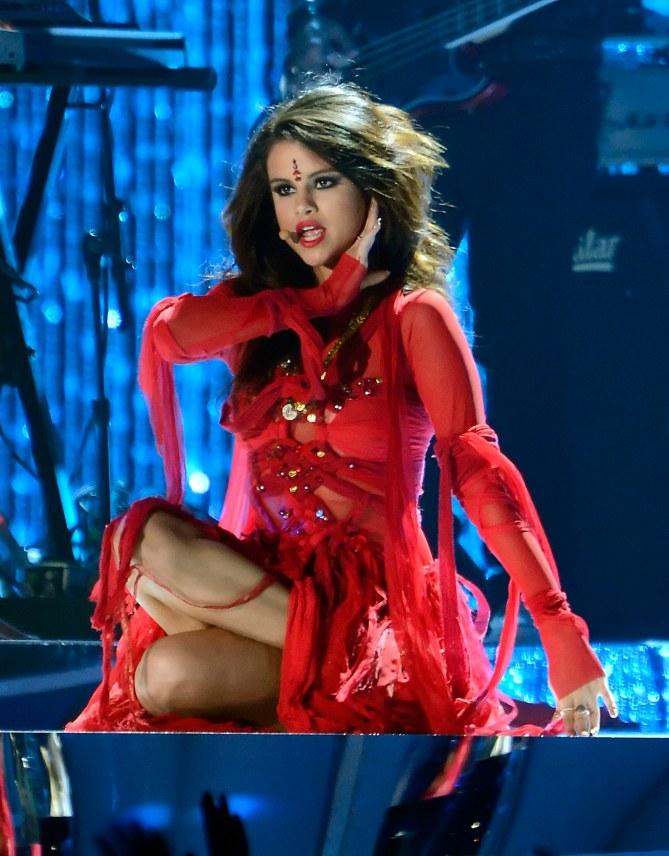 Selena Gomez : Heureuse après sa rupture
