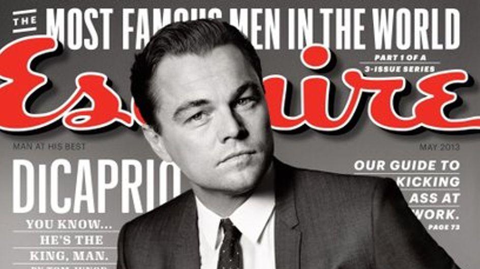 Leonardo DiCaprio : Malheureux en amour
